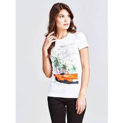 GUESS - T-shirt W91I55 R5JK0 P09D
