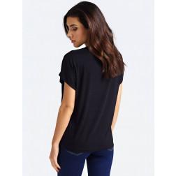 GUESS - T-shirt W93I74 K68D0 JBLK