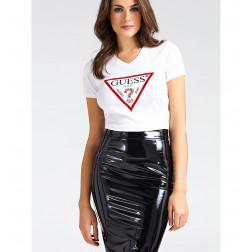 GUESS - T-shirt W93I56 JA900 TWHT