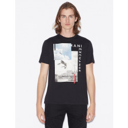 ARMANI EXCHANGE - T-shirt 6GZTBB ZJH4Z 1200