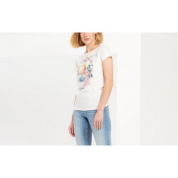 FRACOMINA - T-shirt stampa chic Art. FR20SP364 278
