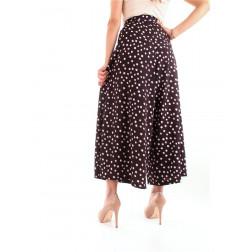 FRACOMINA - Pantalone larghi stampa pois Art. FR20SP021 053