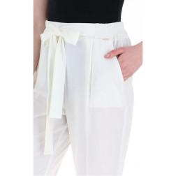 FRACOMINA - Pantalone con fiocco Art. FR20SP058 278