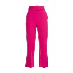 FRACOMINA - Pantaloni cropped con cintura Art. FR20SP691 148