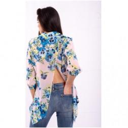 FRACOMINA - Blusa stampa floreale Art. FR20SP084 103