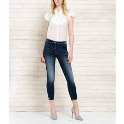 FRACOMINA - Jeans chino con strass Art. FR20SPJ136 117