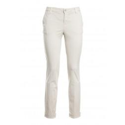 FRACOMINA - Pantalone a sigaretta con risvolti Art. FR20SPC128 251