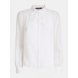 GUESS - Camicia strass all over Art. W01H70 WCLR0 TWHT