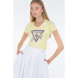 GUESS - T-shirt logo Icon Art. W0GI08 J1300 G2H5