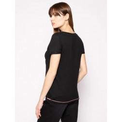 GUESS - T-shirt con stampa Art. W0GI88 K46D0 JBLK