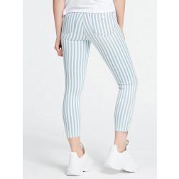 GUESS - Jeans skinny stampa righe Art. W0GA18 D4051 SBRL