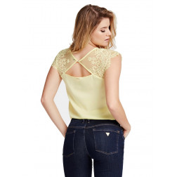 GUESS - Top in pizzo Art. W0GH87 WCUN0 G2H5