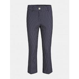 GUESS - Pantalone jacquard in cotone Art. W0GB18 WCUE0 F77T