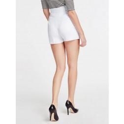 GUESS - Shorts con cintura Art. W0GD32 W9X50 TWHT