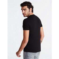 GUESS - T-shirt girocollo Art. M01I24 J1300 JBLK