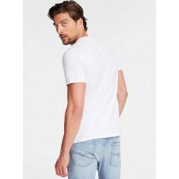 GUESS - T-shirt scritta frontale Art. M01I42 K9GZ0 TWHT