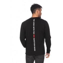 GUESS - T-shirt manica lunga Art. M01I43 K9GZ0 JBLK