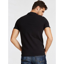 GUESS - T-shirt logo frontale Art. M01I54 J1300 JBLK