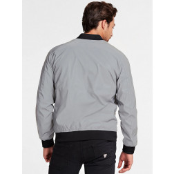 GUESS - Bomber reflective Art. M01L51 WCIE0 GLGY
