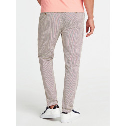 GUESS - Pantalone chino righe Art. M02B36 WCRM1 ST64