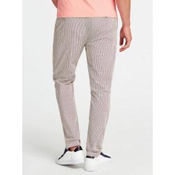GUESS - Pantalone chino righe Art. M02B36 WCRM1 ST64