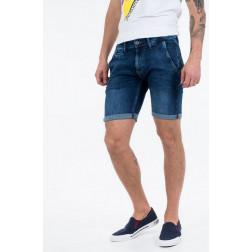 GUESS - Shorts denim Art. M02D04 D3ZL1 BFLD