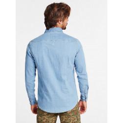 GUESS - Camicia denim Art. M02H02 D3YN2 BBYL