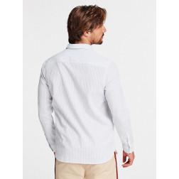 GUESS - Camicia a righe Art. M02H25 W9WU0 FDY7