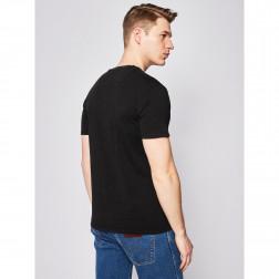 GUESS - T-shirt fiammata Art. M0GI54 K6XN0 JBLK