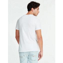 GUESS - T-shirt tasca colorata Art. M0GI68 K6XN0 FJK0