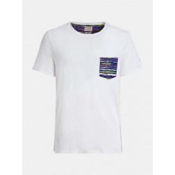 GUESS - T-shirt tasca colorata Art. M0GI68 K6XN0 FJK5