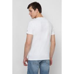 GUESS - T-shirt tasca colorata Art. M0GI68 K6XN0 FJK7