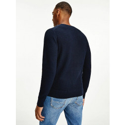 TOMMY HILFIGER - Pullover MW15445 DW5