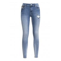FRACOMINA J - Jeans Bella vintage wash Art. FR20SPJBELLA10