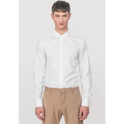 ANTONY MORATO - Camicia slim in cotone Art. MMSL00587 FA440030 1000