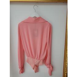 ELISABETTA FRANCHI - Camicia a body incrociata Art. CB11202E2 V78