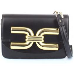 ELISABETTA FRANCHI - Mini borsa con tracolla in metallo Art. BS47A02E2 110