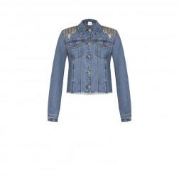 RINASCIMENTO - Giubbino jeans Art. CFC0096863003