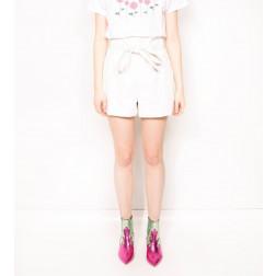 KONTATTO - Shorts in ecopelle Art. DV503