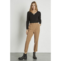 MARKUP - Pantalone con risvolto MW86571