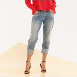 XT - Jeans con maxi-risvolto Art. SSJCLASH2 378
