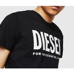 DIESEL - T-shirt con logo Art. SXED 0AAXJ 900