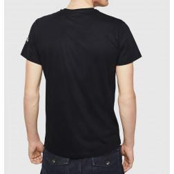 DIESEL - T-shirt con stampa slogan Art. SEGB 0091A 900