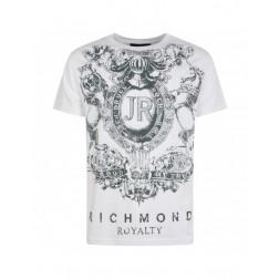 RICHMOND - T-shirt manica corta con stampa Delilah Art. RMP20155TS