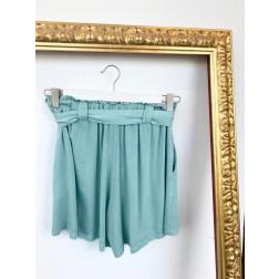 FRACOMINA - Shorts a sacchetta con fiocco Art. FR20SM538 506