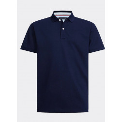 TOMMY HILFIGER - Polo regular fit con logo Art. MW13097 DW5