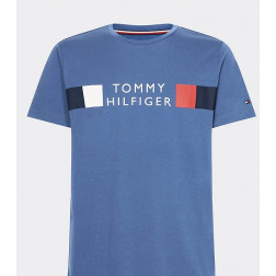TOMMY HILFIGER - T-shirt regular fit in cotone biologico Art. MW13330 C9T