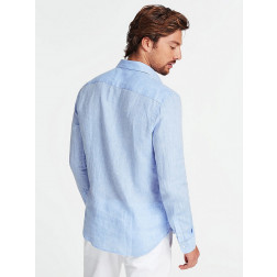 MARCIANO GUESS - Camicia in lino Marciano Art. 0GH439 4325Z B694