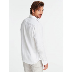 MARCIANO GUESS - Camicia in lino Marciano Art. 0GH439 4325Z TWHT