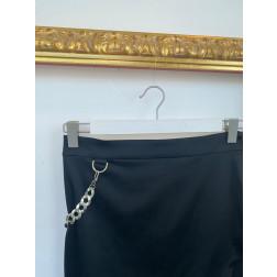 MARCIANO GUESS - Longuette in raso Marciano Art. 02G701 9272Z JBLK